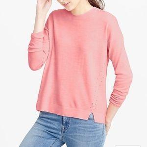 J Crew Lightweight Wool Sweater Size XL